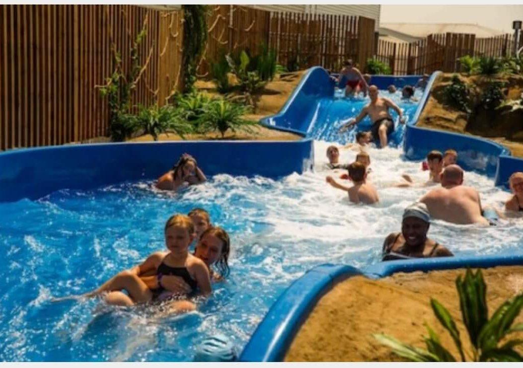 Butlins Skegness Resort Cosy Caravans